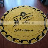 Wholesale luxury fashionable custom printed circle beach towels                                                                         Quality Choice