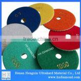 cheap price good quality flexible polishing pad price diamond stone polishing pad for polishing stone