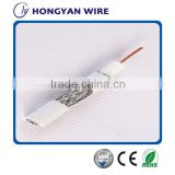 Manufacturer of Low Loss RG6 coaxial cable with jelly for TV