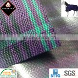 PU Coated Waterproof Breathable Polyester oxford Horse Rug Ripstop Fabric