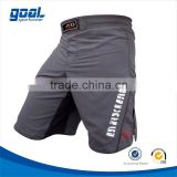New design college best quality cage fighter MMA shorts
