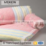 veken products popular in European and american markets comfortable egyptian cotton towel set
