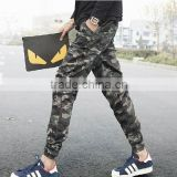 mens design camouflage hip hop leisure pants