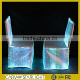 luminous party chair cover glow-in-the-dark chair covers                                                                         Quality Choice