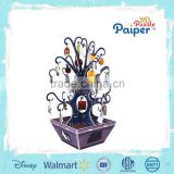 Tree gift item 3d puzzle card halloween toy