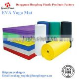 Customized thickness EVA Yoga Mat Manufacturer supply Anti-Slip Eco Exercise mat Fitness Mat