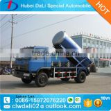 Widely used waste water suction truck , vacuum pump Sewage tanker Septic water Tank Trucks For Sale