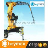 Original 25 ton used truck crane electric log crane Manufacture