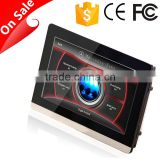 M007 capacitive multi touch industrial TFT LCD hmi modbus led controller