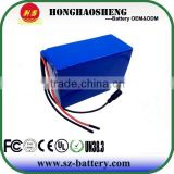 hot sales rechargeable lifepo4 battery 48v 40AH pack for solar and wind energy system li ion battery