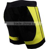 bodybuilding easy-to-wear men's mma shorts, dri fit lycra anti-UV light weight mma shorts
