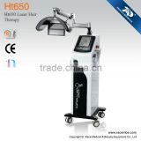 High Quality Laser Hair Loss Treatment Beauty Salon Equipment Laser Hair Loss Treatment Laser hair Regrowth Ht650