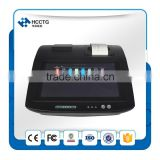USB 10.1 inch touch screen android POS terminal with 58mm thermal printer for payment--HGP-100P