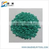 casting wax green color jewelry wax bead of injection wax