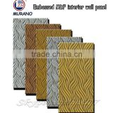 decorative textured wall decor panels 3d board for balcony IL121