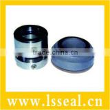 Hot sale Single face mechanical seal HFKL606 with multiple spriral springs for Lixin machine