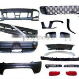Mini cooper R56 JCW style PP body kit for bmw 09~12