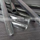 3K Roll Wrapped 100% Real Carbon Fiber Tube 3K Carbon Fiber Roll Wrapped Twill Tubes China Supplier