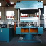 Car Rubber Part Platens Molding Press/Rubber Water-Seal Products Forming Hot Platen Press Machine