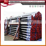 seamless black steel pipe fire fighting equipment fittings
