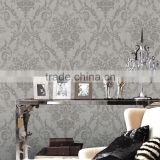 Non-woven wallpaper catalogs tv background wallpaper