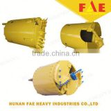 FAE Hydraulic Crawler Drilling rig Parts, Max diameter 2500mm, Rotary drilling rig bucket