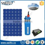 Sailflo 24V Submersible Deep DC Solar Well Water Pump, Solar, battery water pump for borehole
