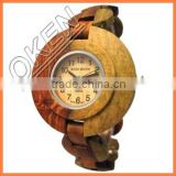 ECO ODM INNOVATIVE WOOD BAMBOO watch