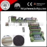 Needle Punching Production Line , needle punched carpet making line