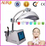 Red Light Therapy Devices AU-2 CE Approval LED 7 Color PDT Light Therapy Pdt Skin Whitening Machines Led Therapy Machine Led Facial Light Therapy