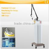 Fractional Co2 Laser For Surgical 10.6um Scar Removal Acne Scar Removal Machine 8.0 Inch