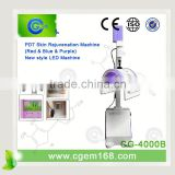 CG-4000B 2015 Popular neonatal jaundice phototherapy photodynamic therapy device collagen therapy lamp