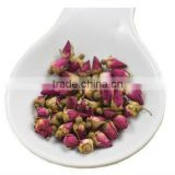 Organic Dried Pink Rose Buds for Tea (Rosa Damascena)