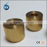 Alibaba professional machiney manufacturers all kinds of brass bushing wire stair handrails machining parts with turning