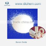 High Quality Boron Oxide Price/Dibron Trioxide/ B2O3 for Refractory Material Manufacturing