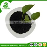 Personalized factory potassium humate crystals plant growth promoters / potassium humate for sale