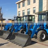 2015 new designed tunneling wheel loader with front loaders, wheel loader trucking machine for sale
