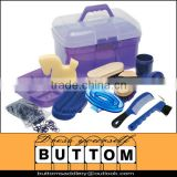 Horse grooming box horse grooming set horse grooming kit horse grooming products in one box