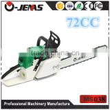 Factory direct supply Construction tools ,2-stroke cutting concrete chainsaw 038