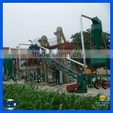 simple structure hot sale animal fodder extruder machine unit