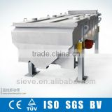super white limestone powder sieve machine, Gaofu good sales separator, linear vibrating sorting machine