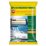 OPS Concentrated Car Wash Powder Wipe Free Car Wash Detergent Car wash shampoo liquid washing car body