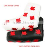 OEM cheap beautiful and durable Golf Putter Head Cover