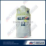 Custom Sports Vest For Women Sublimation Sport Bibs Sports Clothing