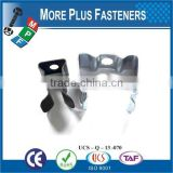 Made in Taiwan High Quality Metal Clips Stainless Steel Clip Spring clip