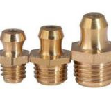 Chrome or Brass Plated Steel Material Grease Nipples Straight Type /Impa 617605