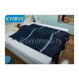 Rectangle Unfolding Polyester Sleeping Bag / Soft Quilt for Home Bed