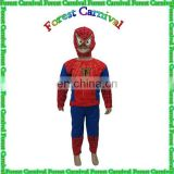 TZ-YF6-1 Stage Perform Carnival Spiderman Costume For Kids