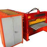 China hot sale Galvanized Steel Roofing Sheet and Wall Sheet Roll Forming Machine