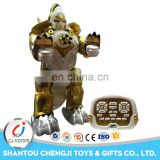 Customized pvc animal robot remote controlled variant toy dragon